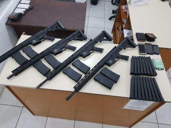 Força Tática de Lajeado, BM de Estrela e Polícia Rodoviária Federal receberam as doações