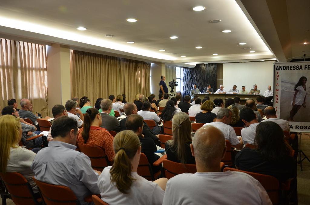 Audiência foi realizada na sede da UFSM