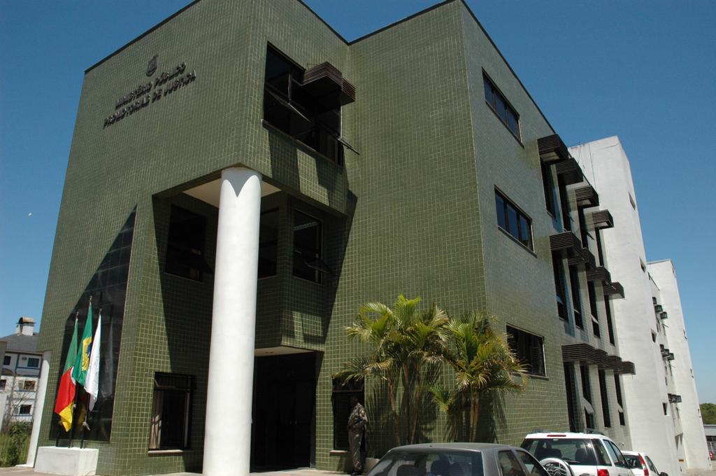 Sede da Promotoria de Santa Maria
