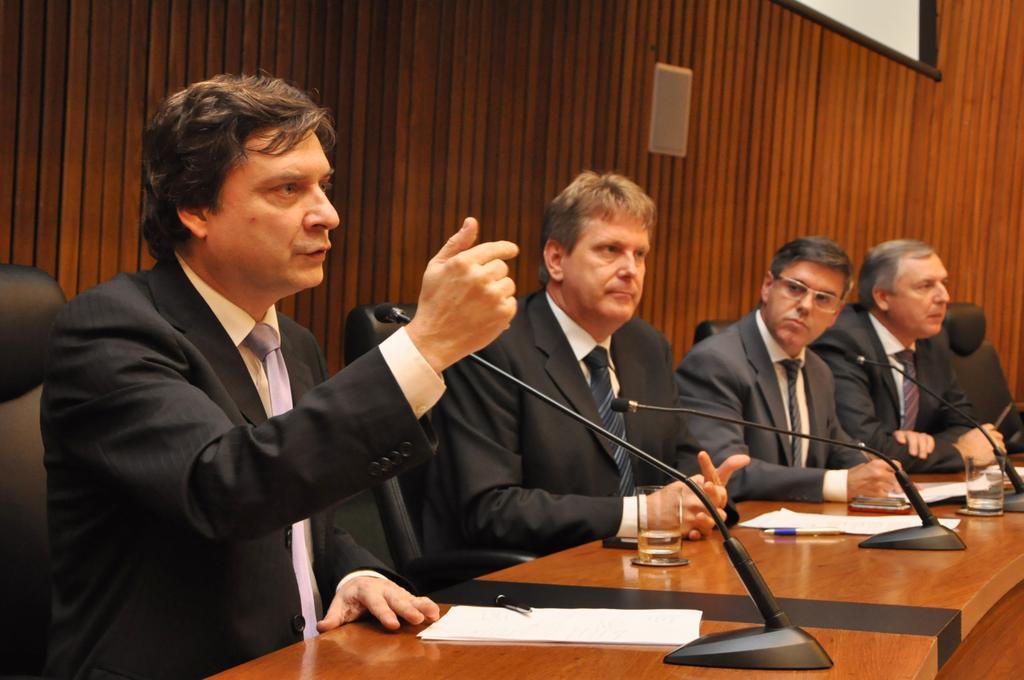 Gladimir Chieli apresentou o Programa