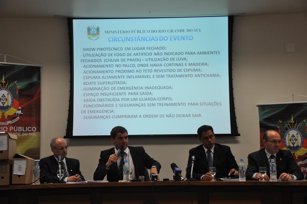 David Medina abordou aspectos técnicos da denúncia