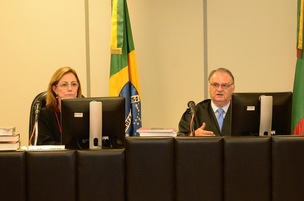 Procuradora Irene Soares Quadros defendeu a tese do MP na sessão