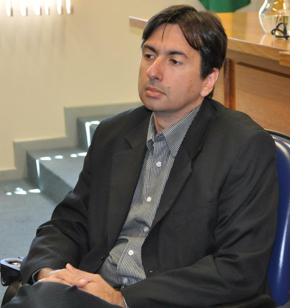 Promotor César Carlan, de Santa Maria