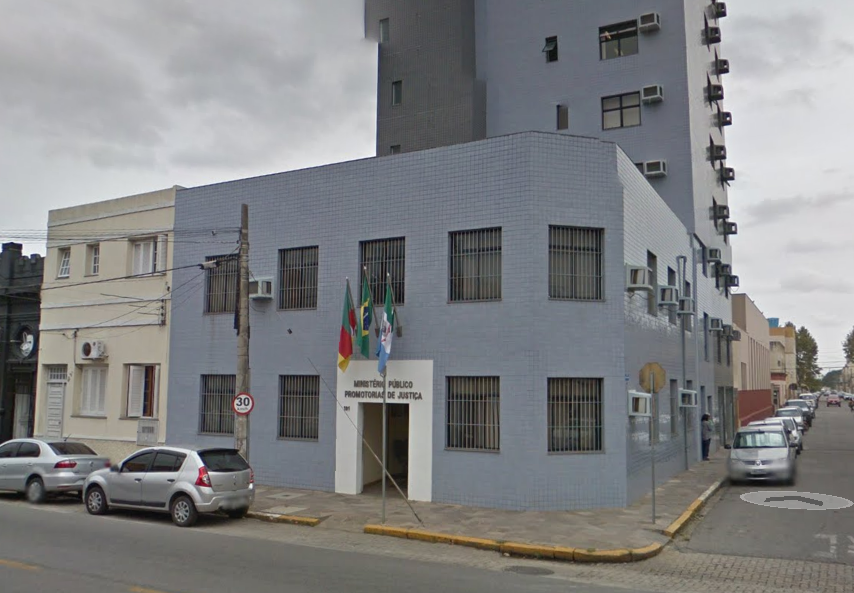 Sede do Ministério Público de Rio Grande